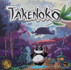 Takenoko Cover