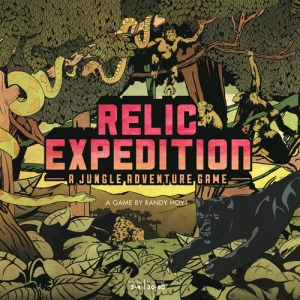 Relic Expedition Cover