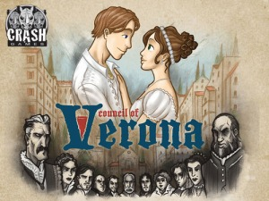 Council of Verona Cover
