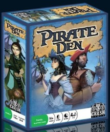 Pirate Den Cover
