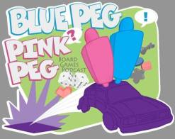 Blue Peg cover