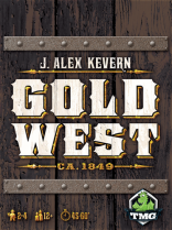 Gold west cover