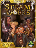 Steam Works Cover