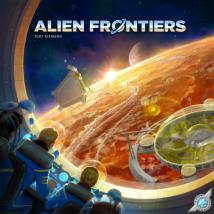Alien Frontiers cover