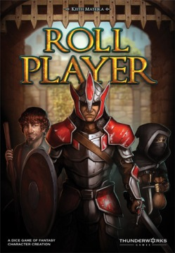 Roll player cover