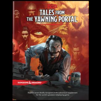 Yawning Portal cover