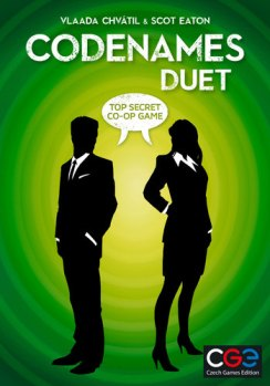 Codenames Duet cover