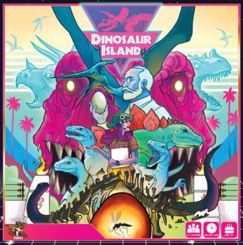 Dino Island cover