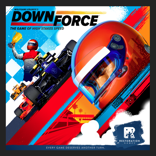 Downforce Cover