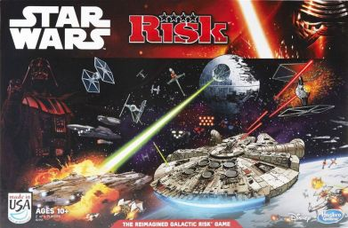 Star Wars Risk cover