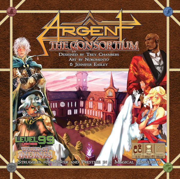 Argent Cover