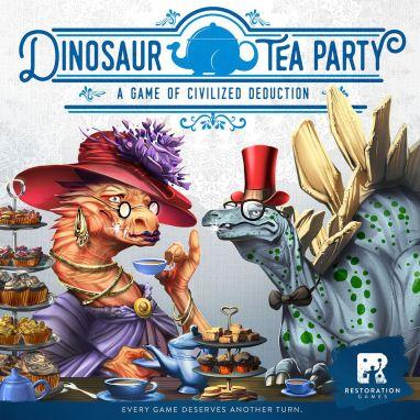 Dino Tea Cover