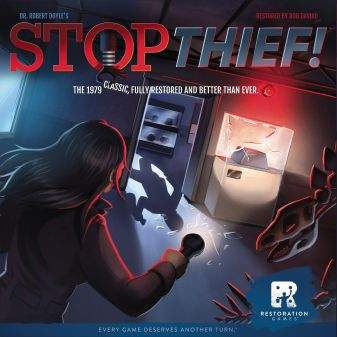 Stop Thief Cover