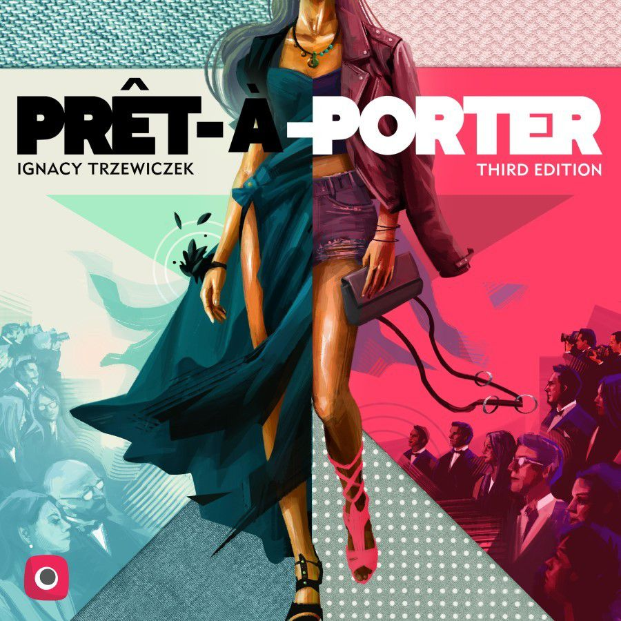 Pret-A-Porter cover