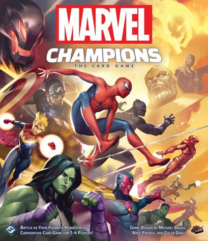 M Champs Cover